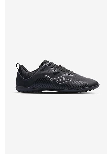 Lescon Electra 2 Siyah Erkek Halı Saha Ayakkabı 36-40 Siyah